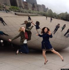 The Bean, Chicago. Pinned by #CarltonInnMidway - www.carltoninnmidway.com