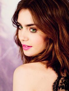Lily Collins <3