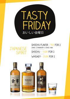 #shochuflavor #shochu #japanesedrinks #whiskey #drinks #Yellowfin #opcoindonesia #https://www.facebook.com/yellowfinOPCO