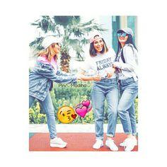 Best friends ever Imane ❤❤ Best Friends Shoot, Best Friend Poses, Cute Girl Face, Cute Girl Photo, Girly Pictures, Friend Pictures, Stylish Girls Photos, Girl Photos, Thug Girl