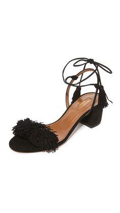 3fc0e34eafac Aquazzura Wild Thing City Sandals