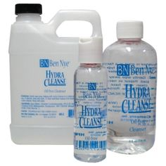 Ben Nye Hydra Cleanse From StageMakeupOnline.com