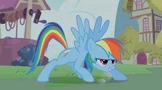 (FiW) Rainbow Dash - And rainbow! Dash rainbow dash rain dash rainbow ra...