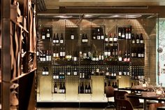 Wine room. I'm in love!!!
