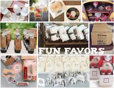 Wedding Presents For Guests Ideas