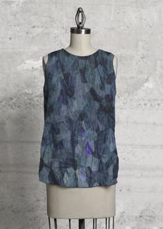 Nocturne - #top #modern #trendy #abstract #fashion #moda #chic #fahionAccessory #elegant #women