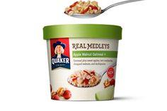 Quaker Real Medleys Oatmeal Coupon