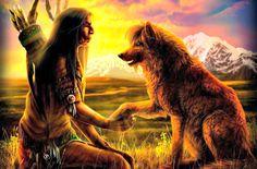 Découvrez les 5 animaux totems - Quel est votre animal spirituel? Avez-vous découvert votre animal totem? Peut-être que vous avez déterminé le lien qui vous