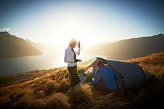 Camping - Bivouac