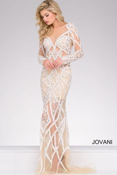 0f778c6108 22 Best Green Dresses by Jovani images