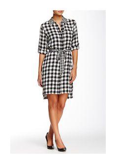 Diane von Furstenberg Prita Silk Blend Shirt Dress - on #sale 60% off @ #NordstromRack  #DianeVonFurstenberg