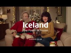 Iceland Official Christmas Ad 2016 - When the Claus Family Met Iceland