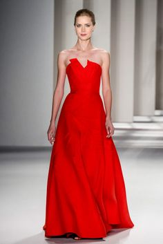 Vestidos de Oscar: predicciones Glamour para la red carpet Amy Adams en Carolina Herrera.