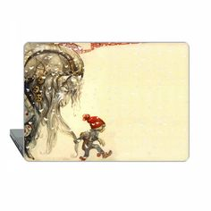 49.50 USD Children's Macbook Pro 13 inch TB Case The Yule goat by ModMacCase