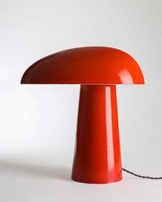 """Last week, Demisch Danant opened Jos Devriendt's """"I am I,"""" presenting more than 90 handcrafted lamps, vessels and objects from the artist's career. Bedside Table Lamps, Bedroom Lamps, Lamp Table, Desk Lamp, Light Table, Lamp Light, Colorful Lamp Shades, Stained Glass Designs, Tiffany Lamps"""