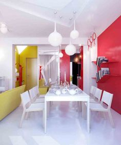 colorful-apartment-decorating-ideas-with-red-white-yellow-decor-ideas.jpg (800×959)