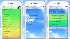 Una nueva aplicación analiza las probabilidades de que tu vuelo se estrelle.