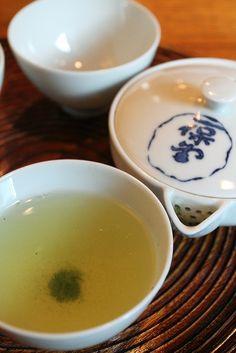 Green Tea (Gyokuro tea)