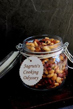 Chatpata Nuts - Indian Masala flavoured Mixed Nuts