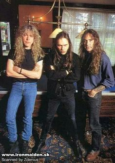 Janick, Blaze, and Steve :]