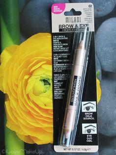 Milani rozjasňovač v tužce a matná Nyx rtěnka Natural Milani, Nyx, Makeup, Nature, Beauty, Eye Brows, Make Up, Naturaleza, Beauty Makeup