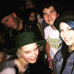 CraZies at #924Gilman for @greendayig #Tbt @bubukittyfk @estelleonearth  @joeymarmstrong @timtimebomb