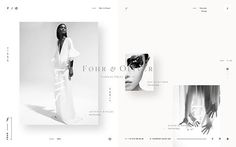 WNW Member @axmsv shows off some elegant web design for Føhr & Oliver, an unexisting typography printing house and design boutique from Stjørdal, Norway. #webdesign #sorealitsunreal #youwish