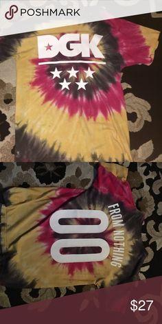 Dgk tie dye Tie dye Dgk Shirts Tees - Short Sleeve