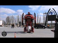 Yerli Üretim Gerçek Transformer ile Tanışın: Letrons - onedio.com