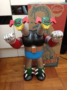 My Jumbo Machinder Collection | Robot-Japan