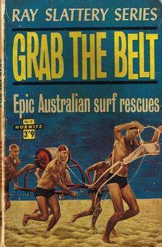 RAY Slattery Grab THE Belt Epic Australian Surf Rescues Horwitz 1st SC 1963 | eBay