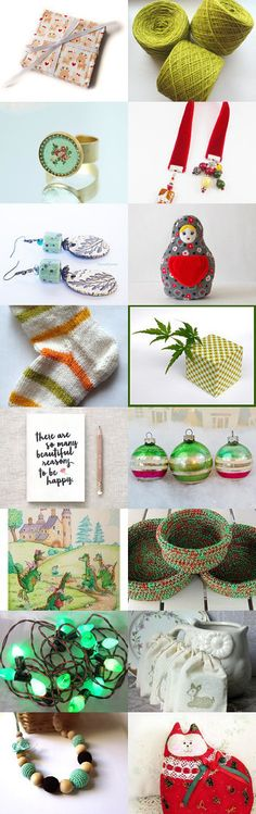 Stuff My Stocking by Judy on Etsy--Pinned with TreasuryPin.com