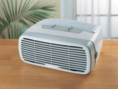 An air purifier helps relieve allergy symptoms by removing pollutants from…