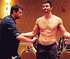 Misha and Matt Cohen. Click all the way through...