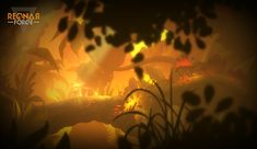 2D Jungle Pack [Game Assets] on Behance