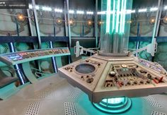 Theres a site that allows you to have ambient noises in the background and one of them is the TARDIS