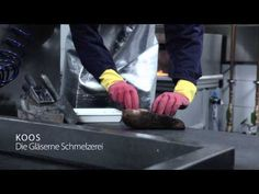Imagefilm:  Koos-die gläserne Schmelzerei