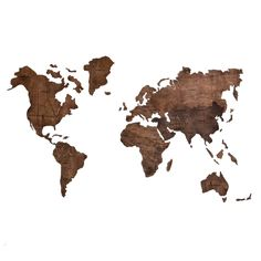 World Map Wood Large Map of the World Travel map Wall world map Cork Rustic Home decor Office decor Wall decor Dorm Living room Interior design - By Enjoy The Wood Wood World Map, World Map Wall Art, Art World, Map Wall Decor, Wall Maps, Large Wall Art, Wood Wall Art, Art Rustique, Push Pin World Map