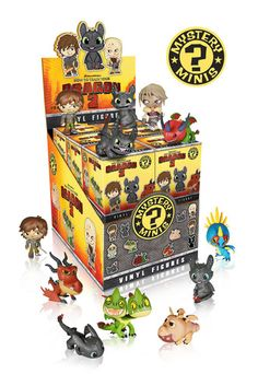 Mystery Minis Blind Box: How to Train Your Dragon 2 | Funko