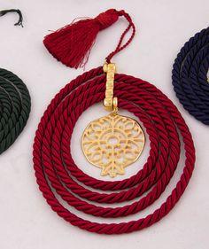 gouria me kordoni k eksartima 223231 copy Christmas 2019, Christmas Crafts, Christmas Decorations, Tassel Necklace, Crochet Necklace, Favors, Charmed, Decorating, Jewelry