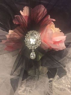 ELIXITA Centerpiece Wedding Decoration Center Flowers Silk arrangement Roses  #ELIXITA