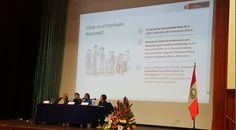 Teresa Clotilde Ojeda Sánchez: Conversatorio sobre el Nuevo Currículo Nacional or...