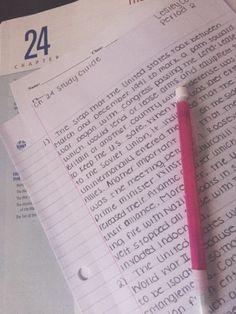 4 Reasons to Learn Handwriting – Improve Handwriting