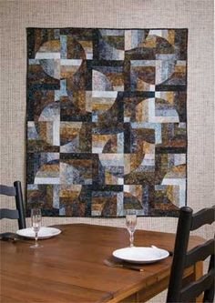 Time After Time Wall Quilt
