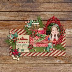 Tremendous How To Scrapbooking Christmas Scrapbook Layouts, Scrapbook Titles, Scrapbook Page Layouts, Scrapbook Stickers, Baby Scrapbook, Scrapbook Paper Crafts, Scrapbook Cards, Scrapbooking Ideas, Scrapbook Quotes