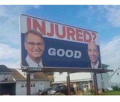 Only an ambulance chaser would stoop so low.