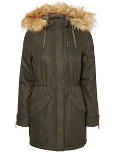 Parka from VERO MODA. Get ready for covering up.