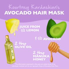 Want to have hair as smooth as Kourtney Kardashian? Heres how 💁♀️