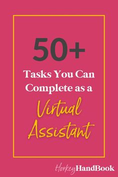 If you are thinking about becoming a Virtual Assistant then you want to read this guide to VA services! In it we break down 50+ services you can offer as a Virtual Assistant - it is the ultimate collection for brand new VA's looking to define their offerings! Online Jobs For Moms, How To Make Money, How To Become, Virtual Assistant Services, Ultimate Collection, Work From Home Jobs, Good Job, Extra Money, Canning