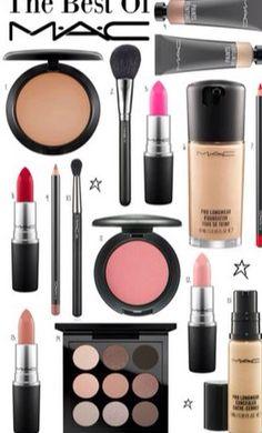 Maquillaje Mac